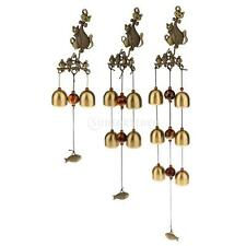 Chinese Feng Shui Wind Chim Yard Garden Hanging Big Bell Windchime Décor 3 Types