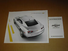 2011 CHEVROLET CAMARO ONLY SALES BROCHURE SS LT RS 20 PAGES MINT!