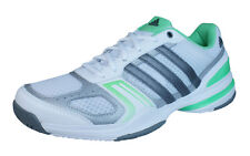 adidas Rally Court Logo Mens Tennis Trainers / Shoes - White
