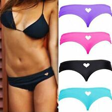 Sexy Womens Lady Brazilian Bikini Swimwear Beach Thong Swimsuit Bottom Briefs