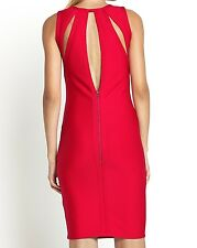 BNWT Ladies Red or BlackCut Out Back Bodycon Dress DEFINITIONS - Various sizes