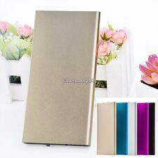 8000mAh USB Portable External Backup Battery Charger Power Bank for mobile phone