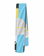 Love The 80s Fleece Scarf - Two Sizes - Warm for Winter