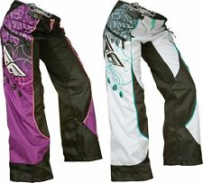 Fly Racing Youth Girls Kinetic Over-The-Boot Pants