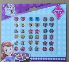 Lot Children Stickers Earring Cartoon Reward Crystal Stickers Reward stick A153