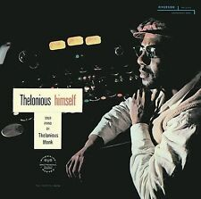 THELONIOUS MONK CD THELONIOUS HIMSELF SOLO PIANO