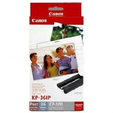 KP-36IP Original Ink Cartridge & 36 x 10x15cm Glossy Paper Pack for Canon