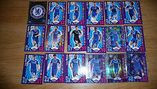 TOPPS MATCH ATTAX 2016 2017 16/17 CHOOSE YOUR BASE CARDS:  #55-72 CHELSEA NEW