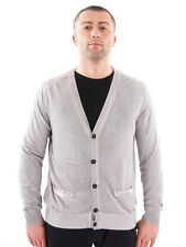 Pepe Jeans Cardigan Jacket Top grau Wright Buttons Pockets