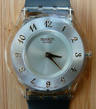 Swatch Skin AUTUMN FlOWERS Excellent Condition New Replacement Strap