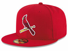 ST LOUIS CARDINALS MLB ON FIELD AUTHENTIC NEW ERA 59FIFTY FITTED RED HAT/CAP NWT