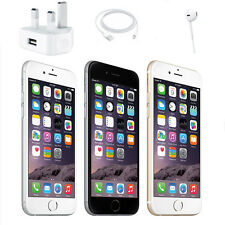 Unlocked Apple iPhone 6 64GB Brand NEW Silver Gold Grey Factory Smartphone A+++