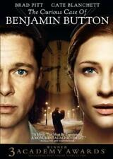 THE CURIOUS CASE OF BENJAMIN BUTTON USED - VERY GOOD DVD