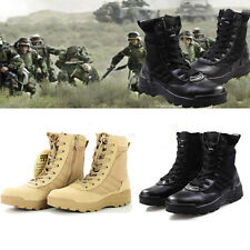 Mens Forced Entry Tactical Deployment Boots Military Duty Work Shoes Combat AU