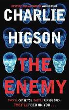 NEW  - THE ENEMY  - FIRST EDITION HARDBACK Charlie Higson (Young Bond)