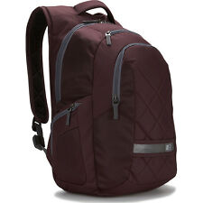 "Case Logic 16"" Laptop Backpack 4 Colors Business & Laptop Backpack NEW"