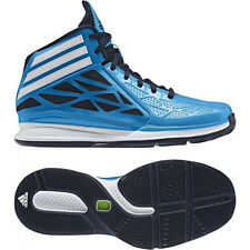 Adidas Basketball Crazy Fast Shoes Sneakers Trainers blue new men's