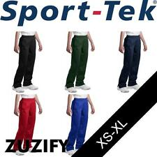 Sport Tek Youth Tricot Track Pants. YPST91