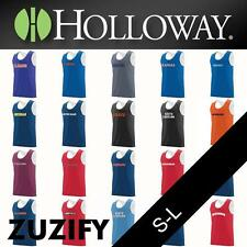 Holloway Sportswear Youth Collegiate Replica Basketball Jersey. 228209