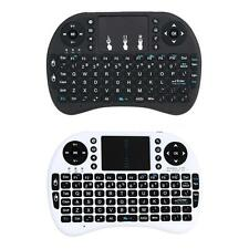 Mini Handheld Wireless Keyboard w/Touchpad Mouse fr Notebook Android TV Box T1Y7