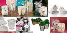 Flowers & Plants Candle Holders Wedding Favors Table & Ceremony Decorations