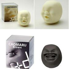 1*Caomaru Face Ball Stress Relief Therapy Squeeze Vent stress reliever Toy NI