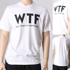 Mens WTF WELL THATS FANTASTIC Funny Hipster Tumblr Short Sleeve T-Shirt X-Large