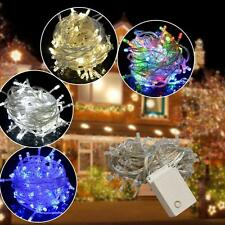 LED String Fairy Lights Indoor/Outdoor Wedding Christmas Party Decor 10-30M BY