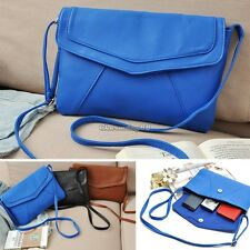 Womens Crossbody Satchel Vintage Shoulder Messenger Bag Handbag Totes 3 Colors