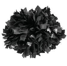 "Stock Cheer Poms | 6"" Plastics 1 Color Poms 