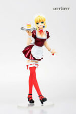 Saber Maid Dress Fate / Stay Night Hand Painted Yetiart Figurine Pre-order