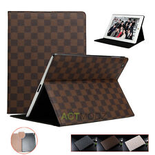 Folio Patterns Luxury Leather Smart Case Cover Stand For ipad Mini Air 1/2/3/4/5