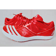 Adidas adizero LJ 2 Shoes Athletics Red Size 47-49 Jogging Spikes Running Shoes