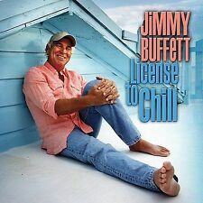 License to Chill Jimmy Buffett CD Toby Keith Alan Jackson Martina McBride & more