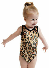 NEW!! Wild Thing Gymnastics Leotard from Snowflake Designs