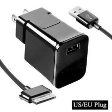 "US/EU Travel Wall Charger Cable for 7/8.9 /10.1"" For Samsung Galaxy Tab 2 Tablet"