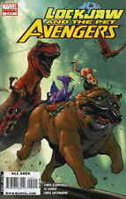 Lockjaw and the Pet Avengers #2 VF/NM Marvel - save on shipping - details inside