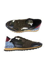 Valentino Shoes Sneaker % Leather MADE IN ITALY Man Blues LY2S0723TCC-E37