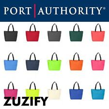 Port Authority Essential Zip Tote Bag. BG410