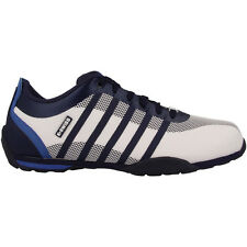 K-Swiss Arvee 1.5 Tech Trainers Shoes white navy 05410-151 Lozan Rinzler Hoke