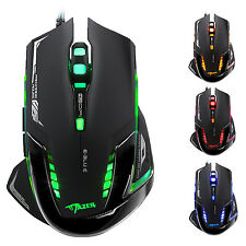E-3lue Mazer II 2500DPI 2.4GHz 6 Button Ergonomic LED USB Gaming Game Mouse Mice