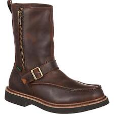 New Georgia Boot G4124 Women's Brown Wellington Boots