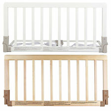 Baby Dan WOODEN BED GUARD/RAIL Child/Toddler/Kids Bedding Safety Security - New