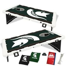 Baggo Collegiate Bean Bag Toss Portable Cornhole Game