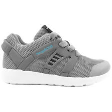 KangaROOS Xcape Trainers Children Shoes Sneakers light grey stone blue 10073-214