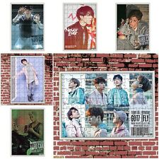 Kpopn GOT7 HD Photo 120 Piece Jigsaw Puzzle Officia Cardboard Puzzles JinYoung