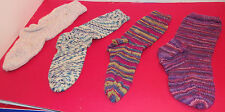 Dusty's Handicrafts has Hand Knitted Socks for women in size  9-11