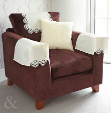 Macrame Furniture & Cushion Covers Luxury Traditional Sets For Sofas / Armchairs