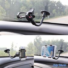 2017 Universal Car 360° Windshield Mount Holder Stand For iPhone Android Samsung