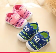 Summer Infant Shoes Breathable Baby Squeaky Shoes Toddler Boy Girl Walking Shoes